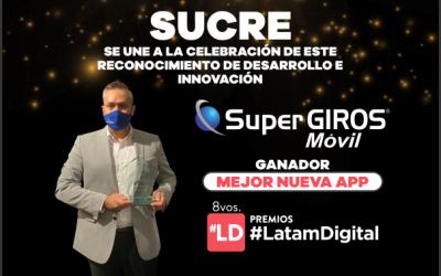 SuperGIROS Móvil, la nueva mejor App de Latinoamerica
